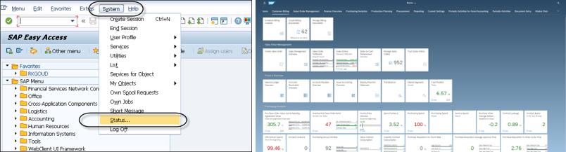 SAP Fiori Launch Pad
